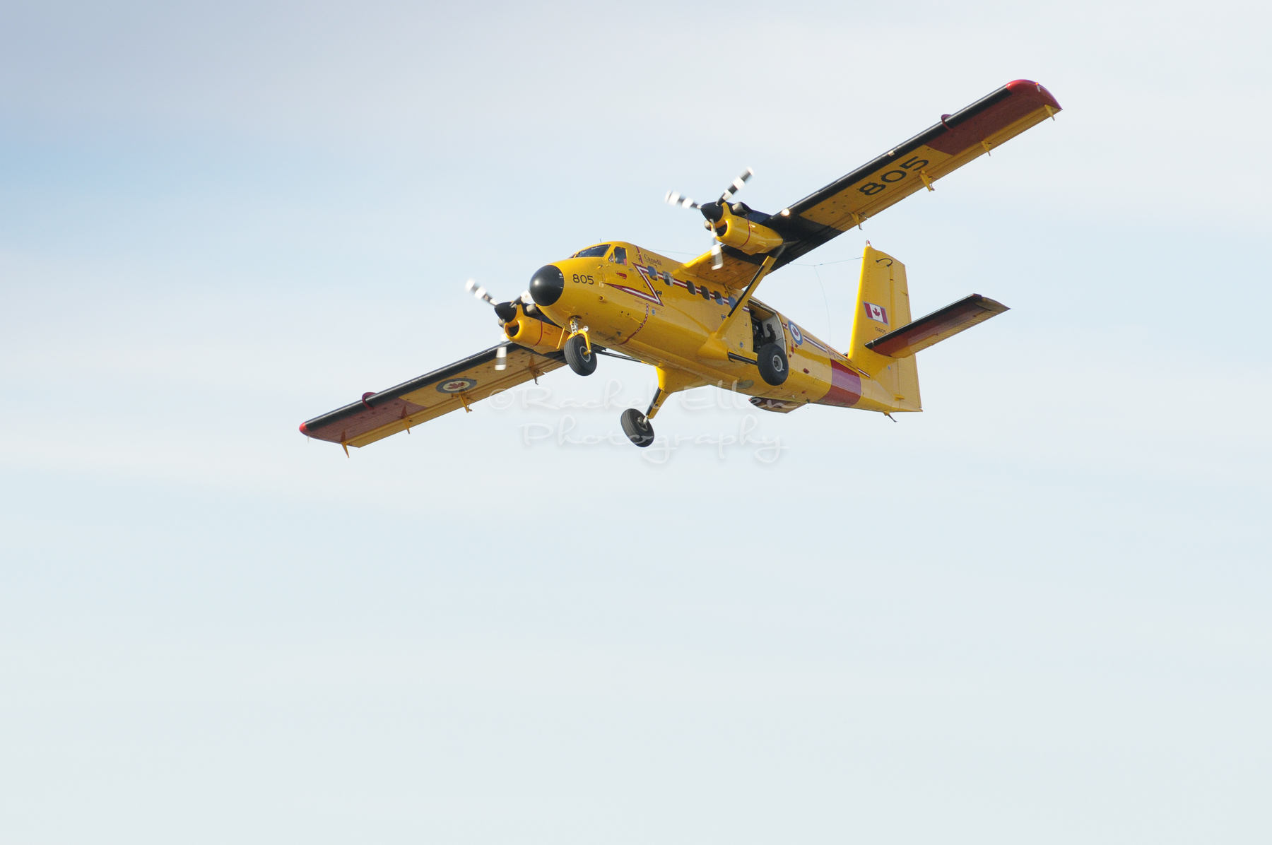Twin Otter at High River Airshow