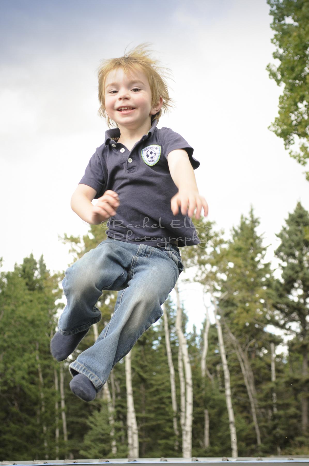 action kids portraits