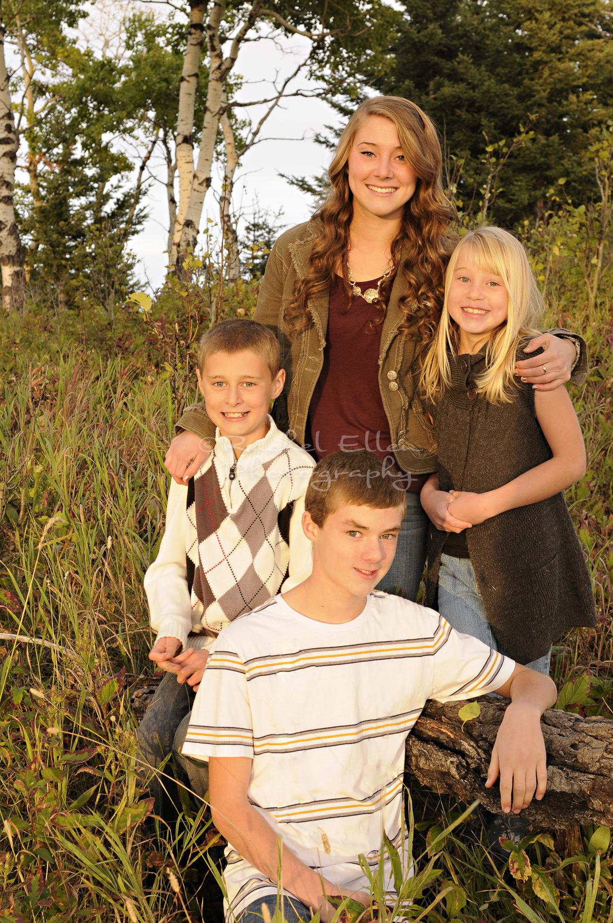 Millarville Kids Portrait