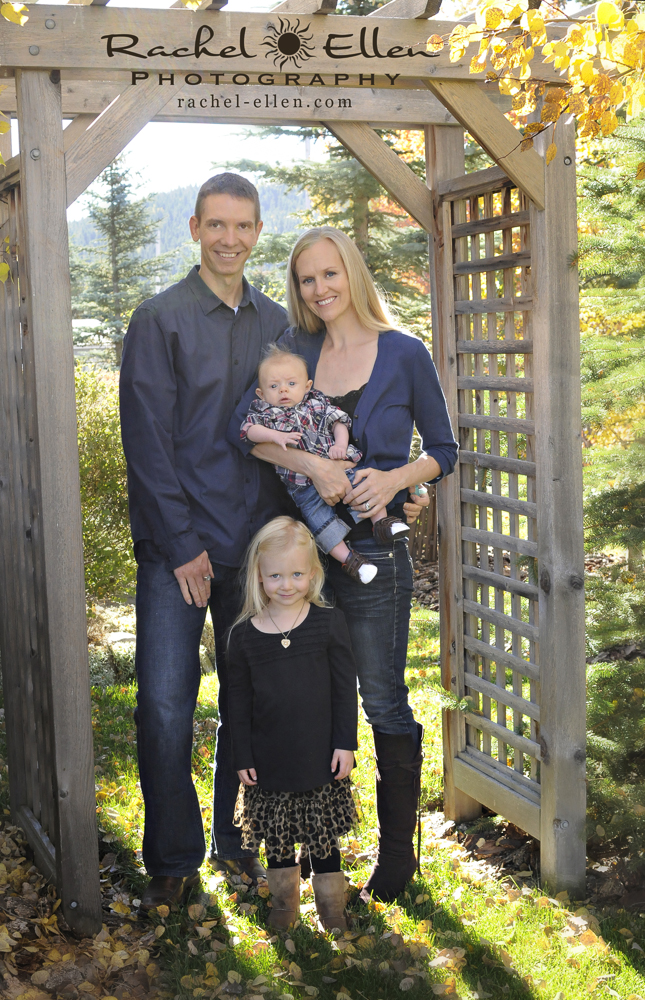 Family Baby Portraits