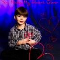Valentines Kids' Portraits for making Personalized Valentines Cards