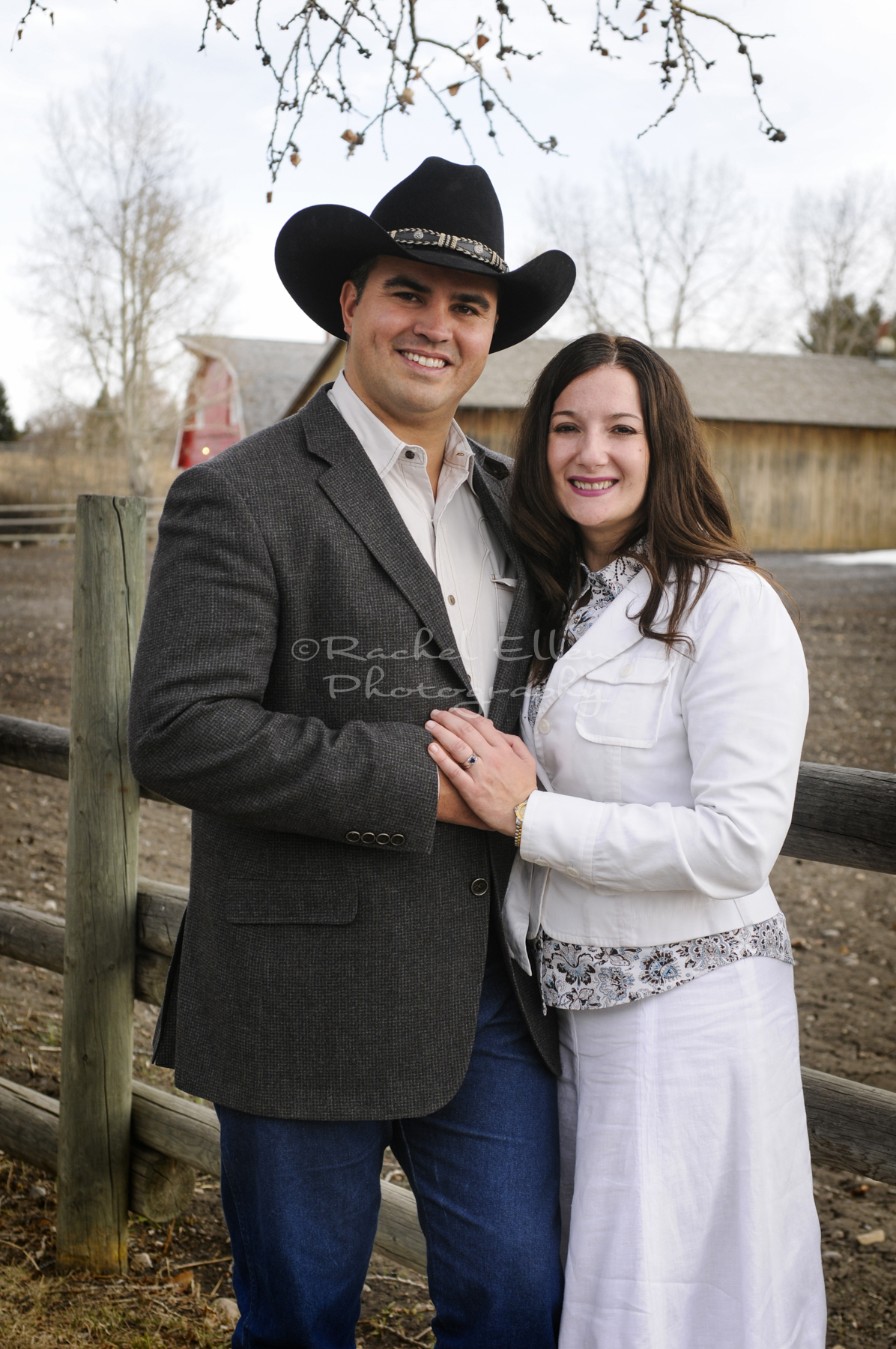 Wedding Portrait at Heritage Park