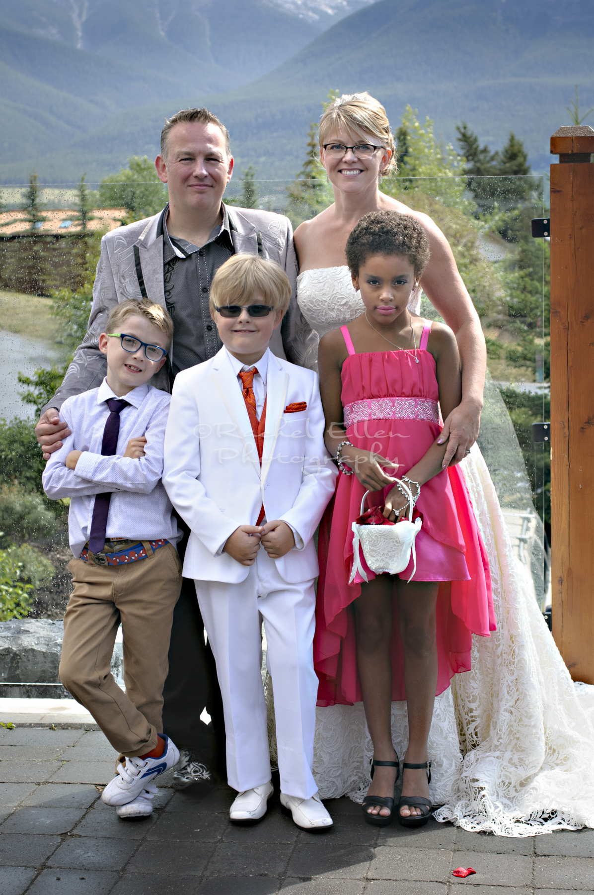 ron Goat Canmore Wedding