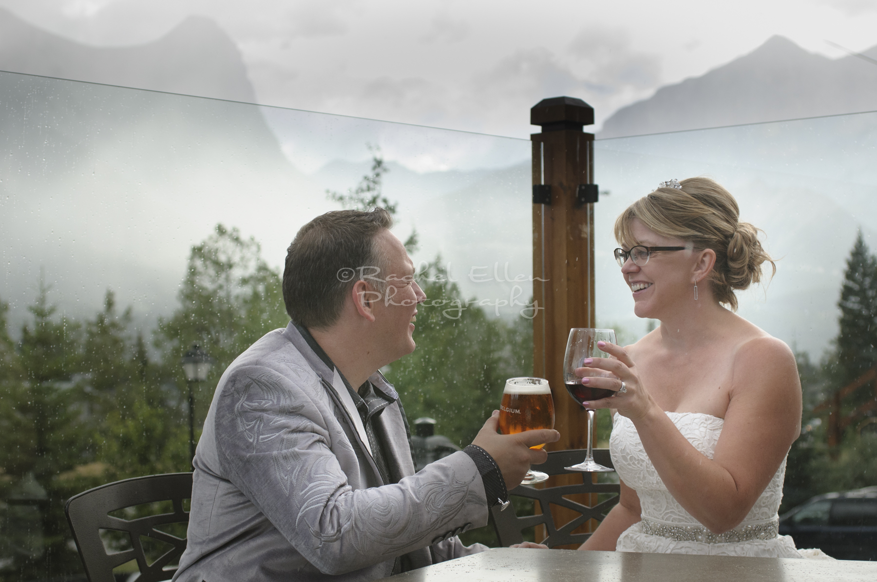 Canmore Wedding