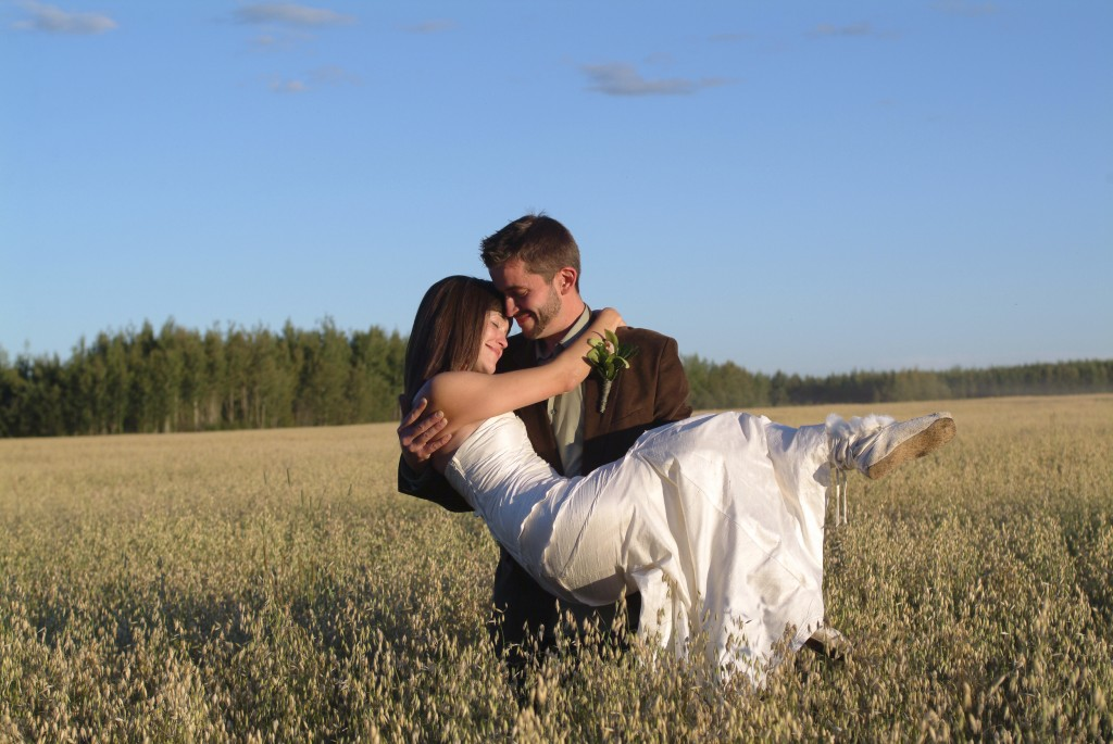 Prairie Wedding Photography