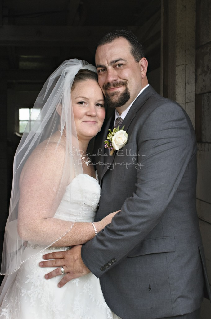 Bride and Groom Millarville Wedding