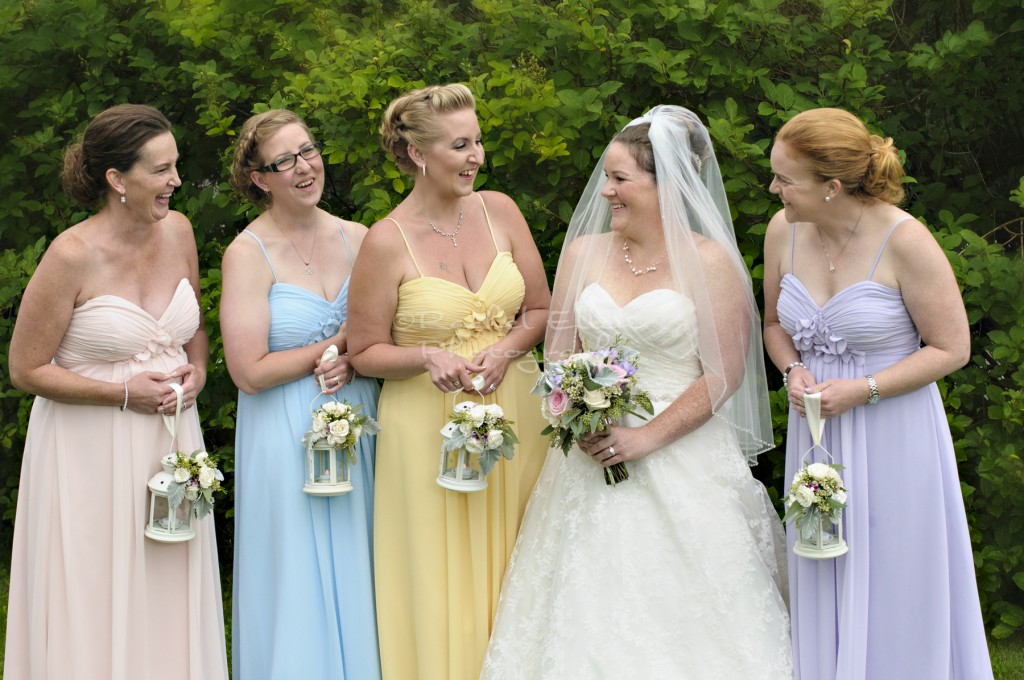 Bridesmaids Millarville Wedding
