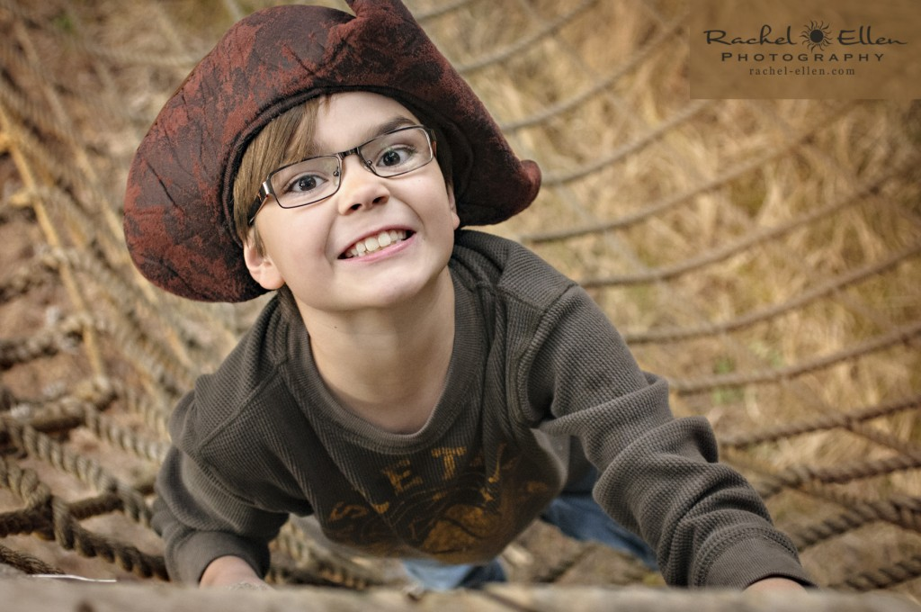 Kids Pirate themed photo shoot