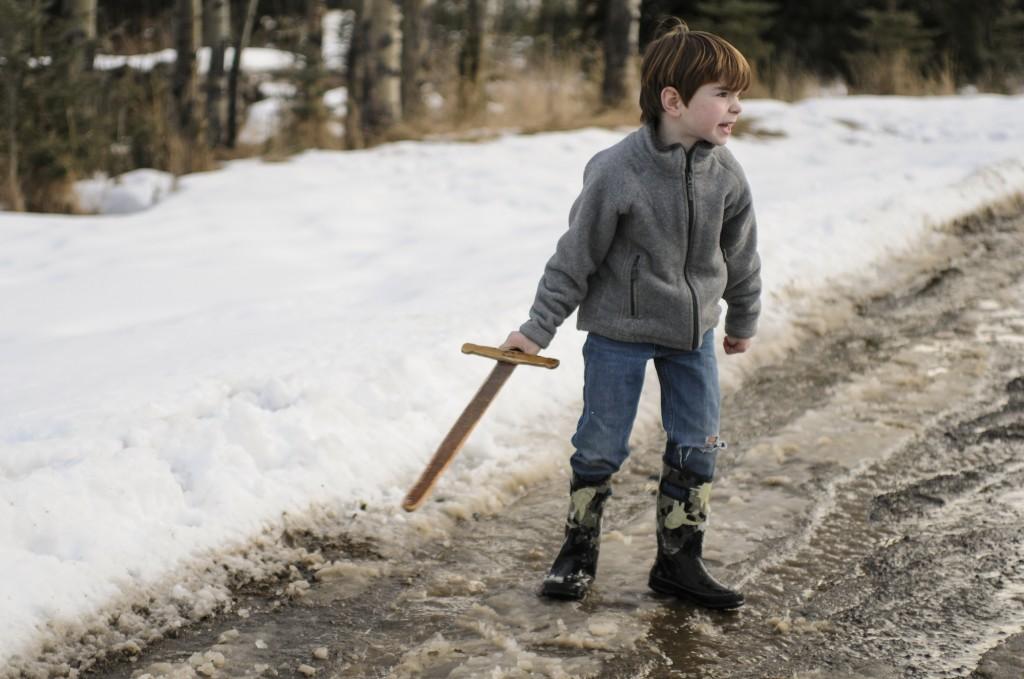 Documentary Child Photography