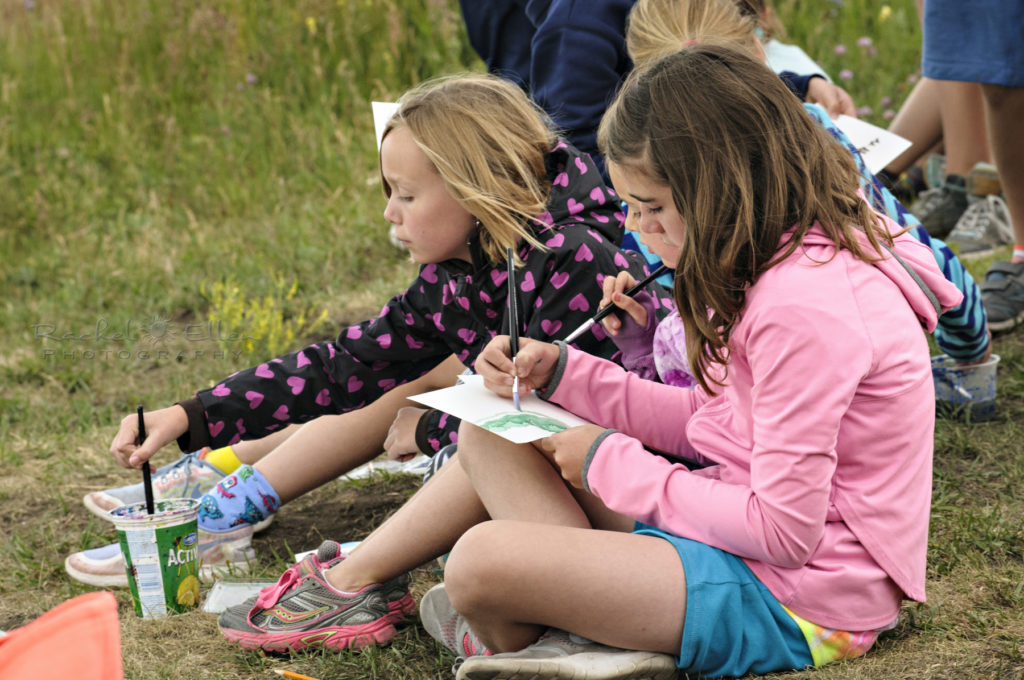 Art & Nature Summer Camp at the Leighton Centre